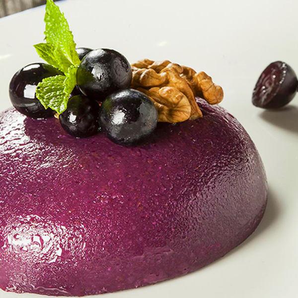 Пеламуши – полезный десерт из виноградного сока с грецкими орешками