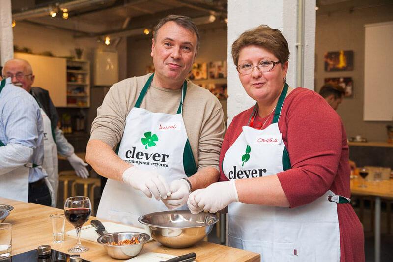 Кулинарный праздник «День рождения Олега»