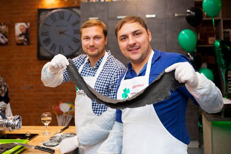 Кулинарный корпоратив СМУ-6