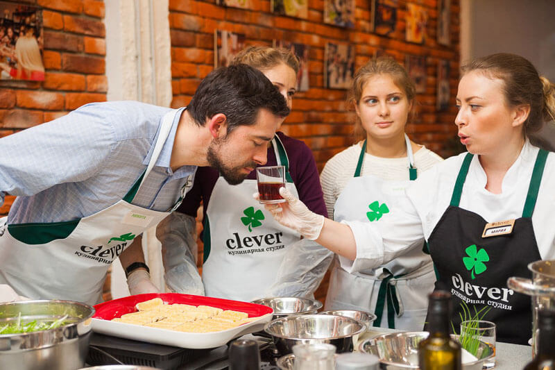 вегетарианский мастер-класс шеф-повар Мария Курсакова