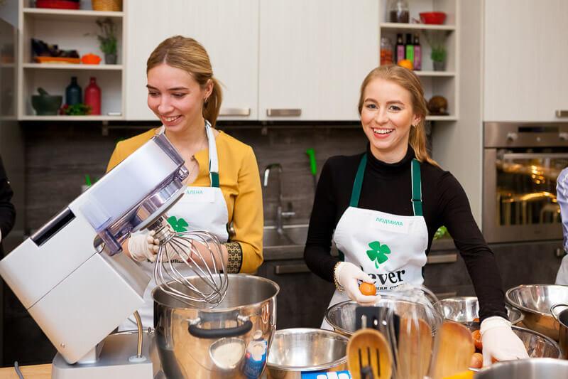 кулинарный мастер-класс от шеф-повара Антона Романова