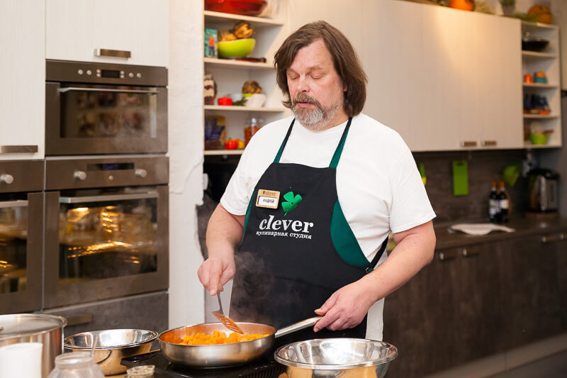 Кулинарный мастер-класс «Английский зимний ужин»