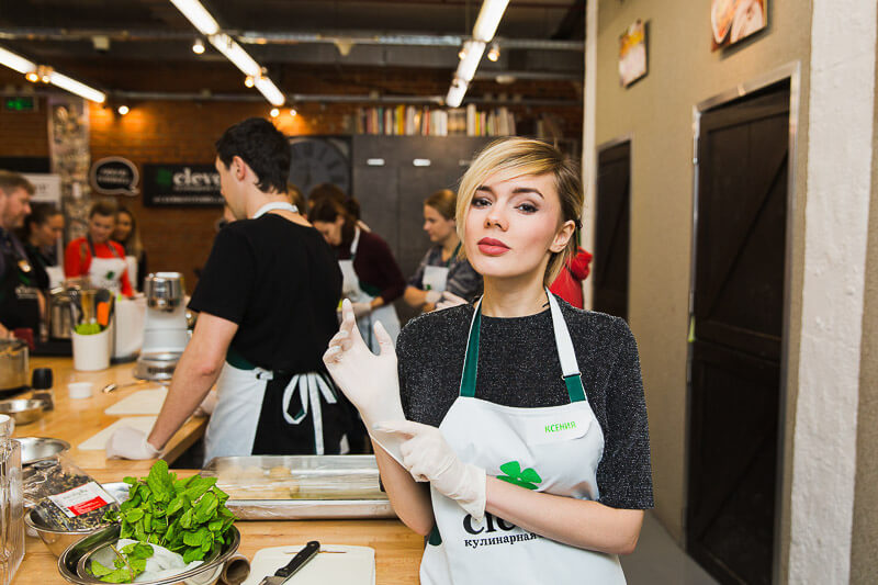 Кулинарный мастер-класс «Вкус Азии»