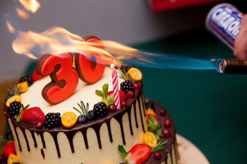 Кулинарный праздник «Вкусные 30!»