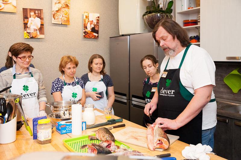 кулинарный мастер-класс скандинавский ужин