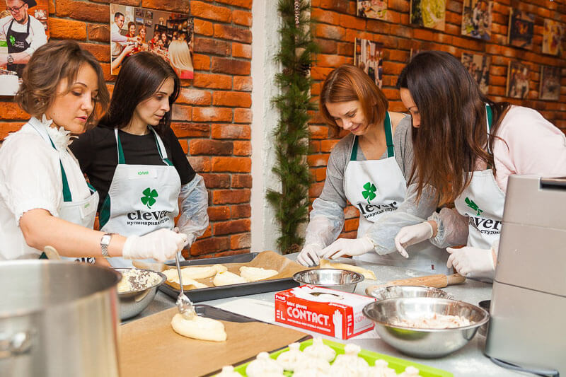 кулинарный корпоратив кавказская кухня