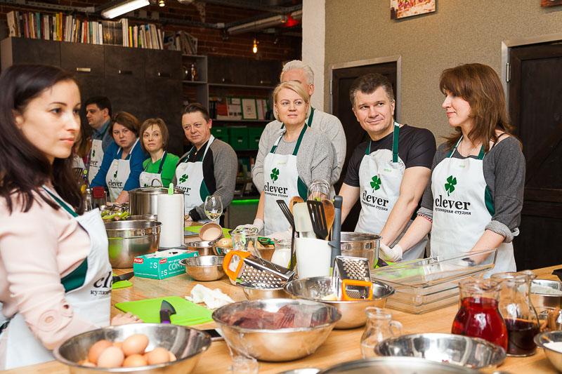 Блюда для настоящих мужчин от Лены Ярцевой и Олега Кожемякина