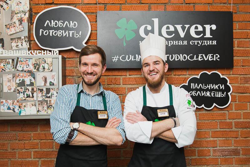 кулинарный мастер-класс шеф-повар Сергей Фадеев и «Bulleit»