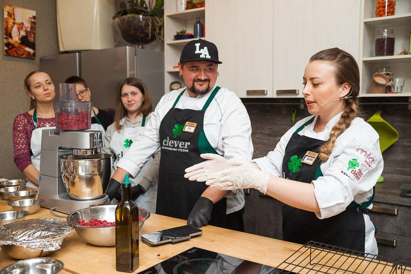 Веганская кухня шеф-повар Мария Курсакова
