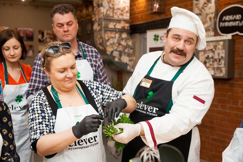 Сербская кухня: Кох и Чорба от Глеба Астафьева