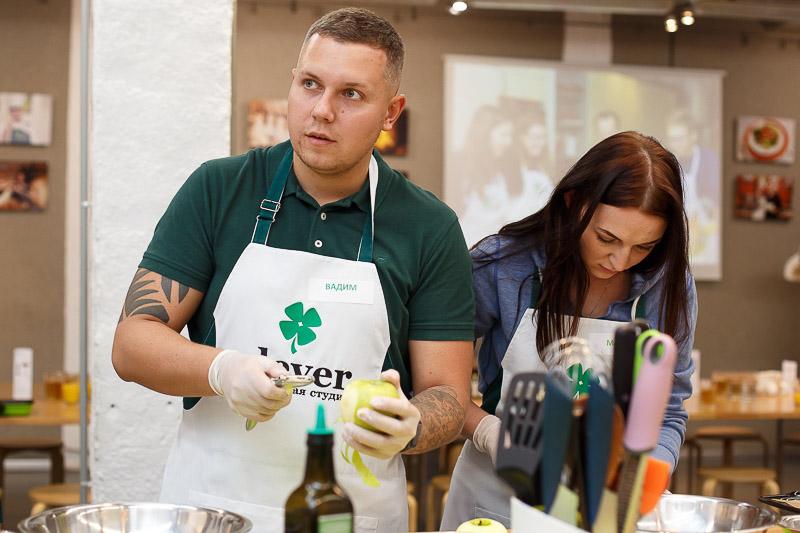 кулинарная студия Clever шеф-повар Марко Праццоли