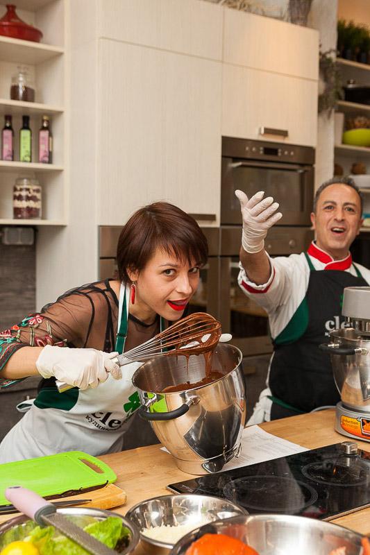 кулинарная студия Clever шеф-повар Маурицио Филистад