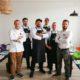Кулинарная студия Clever и Василий Емельяненко устроили кулинарный мастер-класс в городе Никель