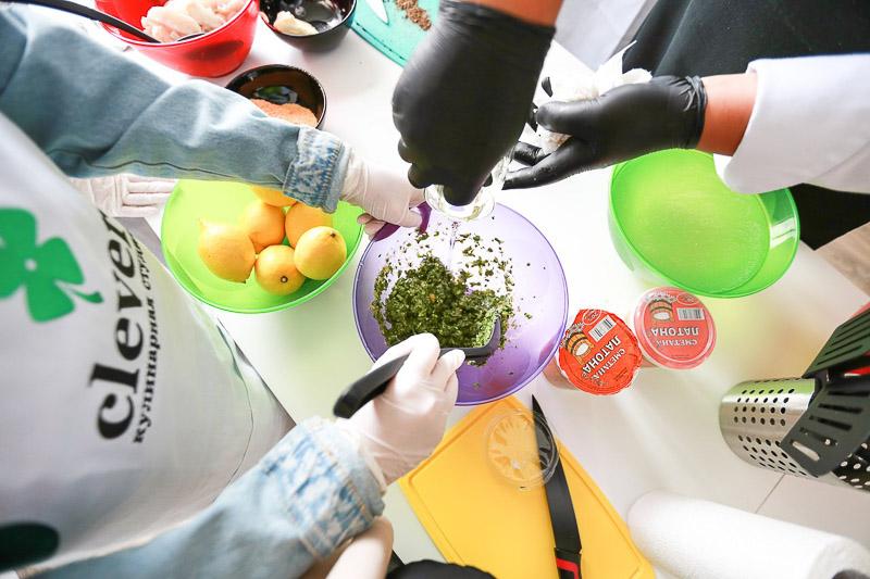 Кулинарная студия Clever в городе Никель