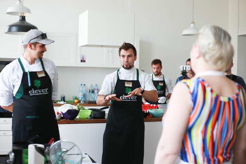 Гастрономический фестиваль «Русский сервер» в городе Никель