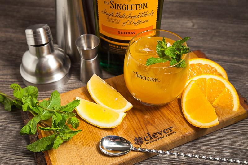 The Singleton Summer Punch на основе The Singleton Sunray