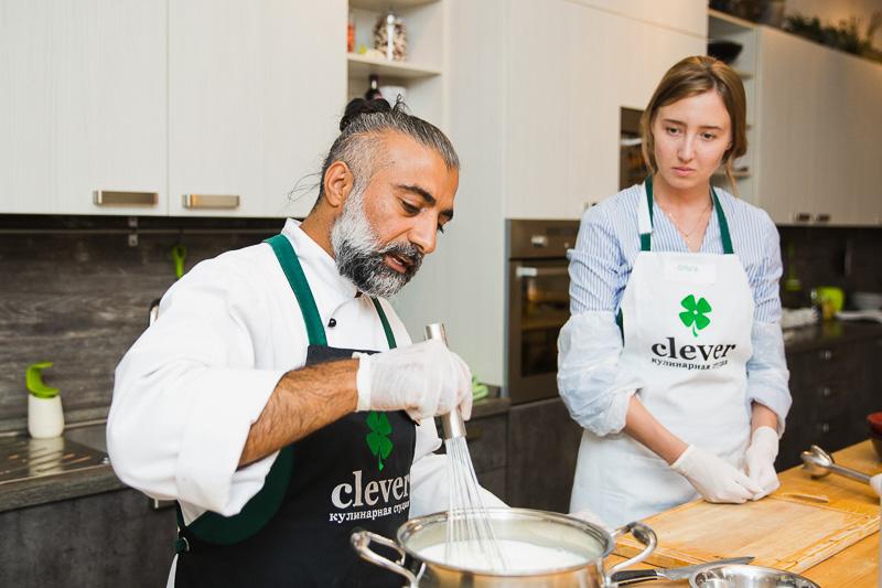 кулинарный мастер-класс турецкая кухня шеф-повар Карадаш Нуреттин