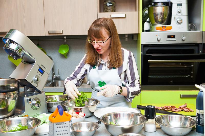 Кулинарный конкурс Clever Chef 2018