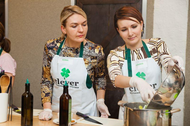 Вкусный март шеф-повар Олег Кусов