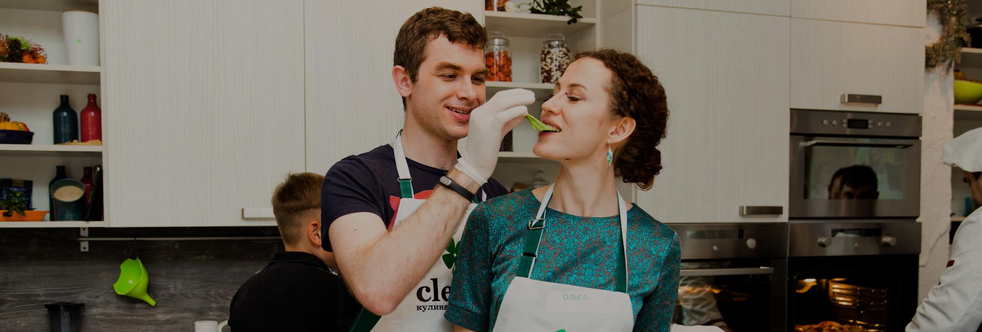 день рождения в кулинарной студии clever