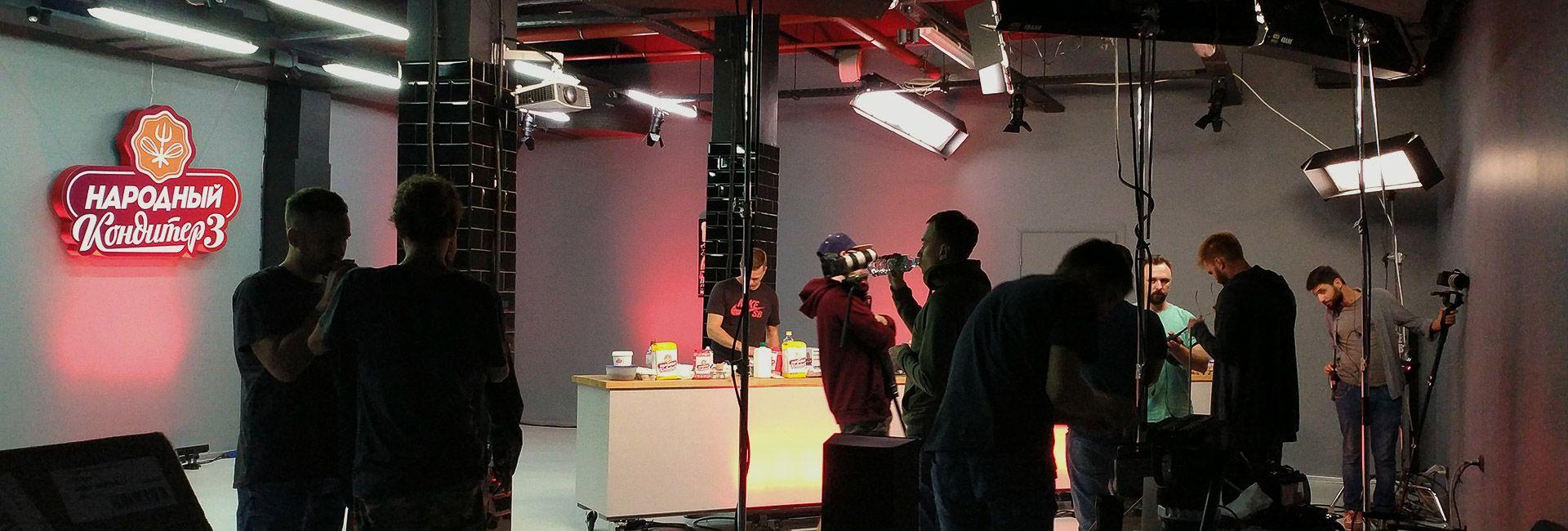 аренда для фото и видеосъемки в кулинарном формате