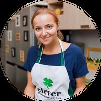 Победитель конкурса Clever Chef 2018 Анастасия Балыко