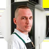 шеф-повар Антон Алешин