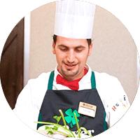 Басем Заин шеф-повар ресторана Mr.Ливанец
