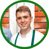 шеф-повар Олег Кусов