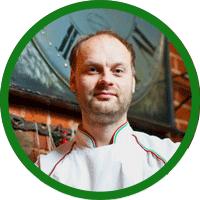 шеф-повар и основатель студии Михаил Лиске