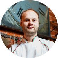 Михаил Лиске — основатель Кулинарной Студии Clever