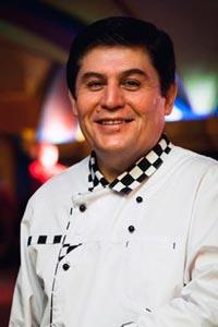 Шеф-повар Луис Родригес