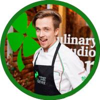 шеф-повар Антон Романов