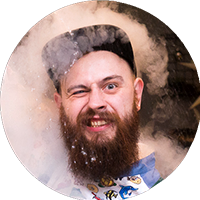 шеф-повар Вячеслав