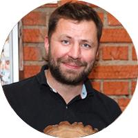 победитель конкурса Clever Chef Василий Минаков