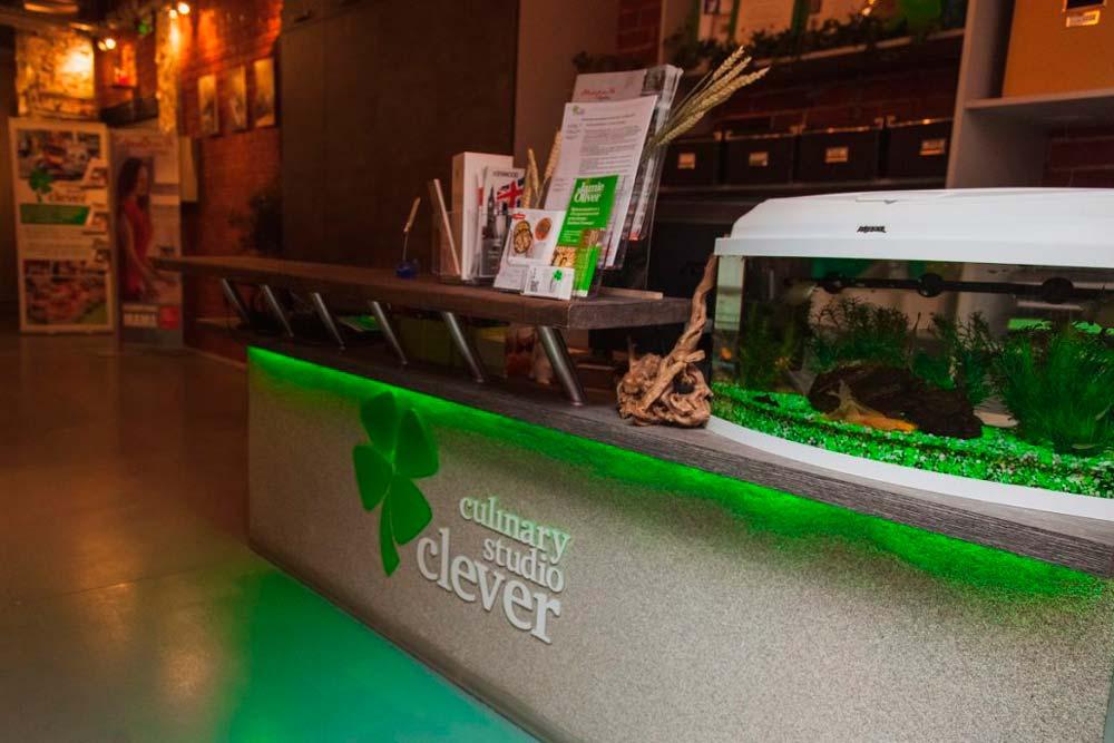 Кулинарная Студия Clever Studio 1