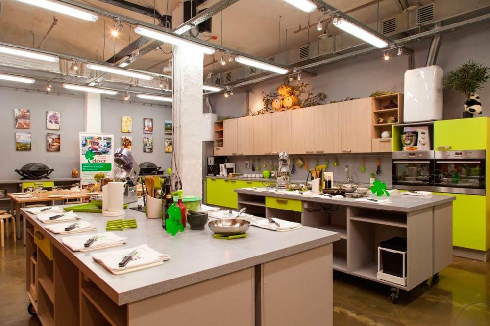 Кулинарная Студия Clever Studio 2